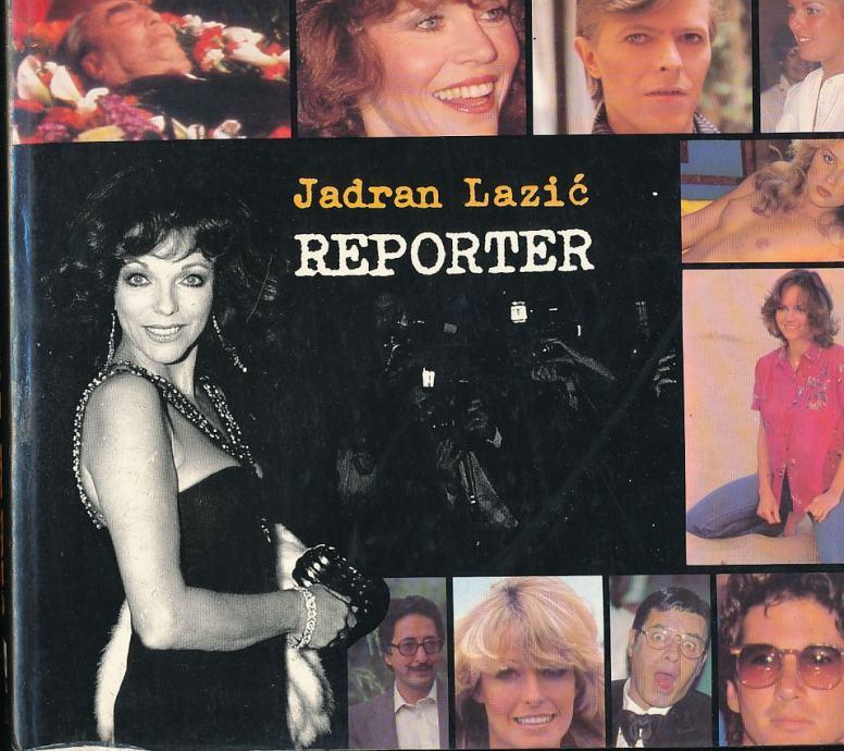 Jadran Lazić Reporter