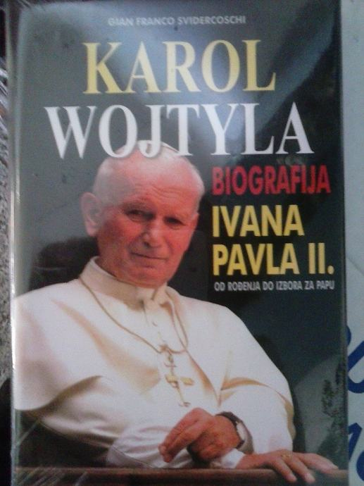 Karol Wojtyla - biografija Ivana Pavla II.