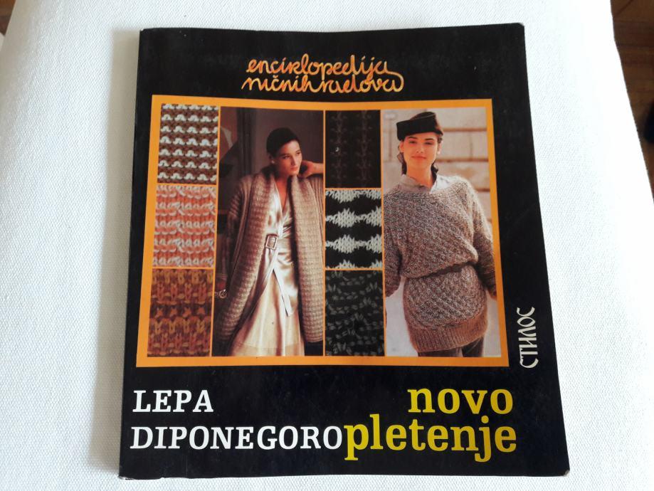 Lepa Diponegoro - NOVO PLETENJE 1+2 GRATIS AKCIJA