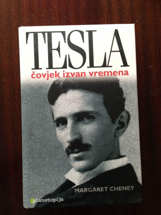 Nikola Tesla: Čovjek izvan vremena, nova knjiga, Planetopija