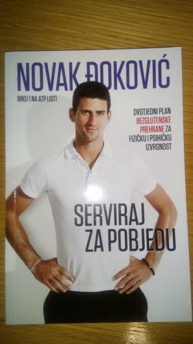 Novak Đoković : Serviraj za pobjedu