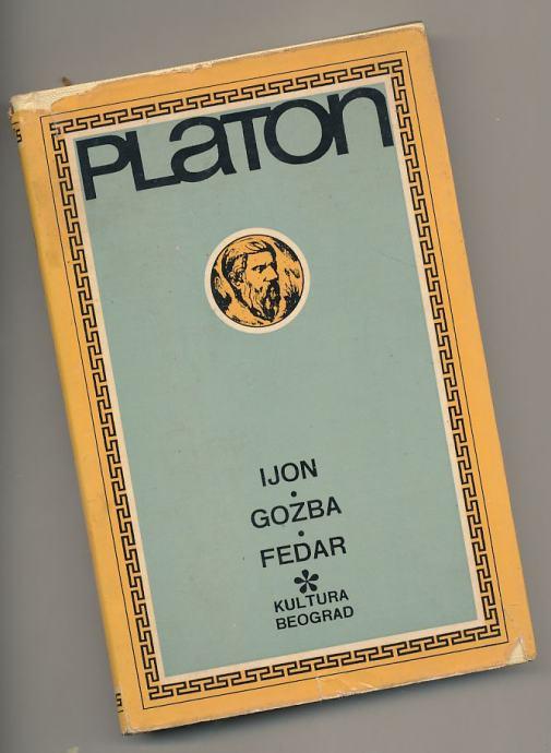Platon Ijon Gozba Fedar