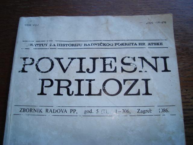 Povijesni Prilozi