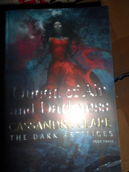 Queen of Air and Darkness TPB
