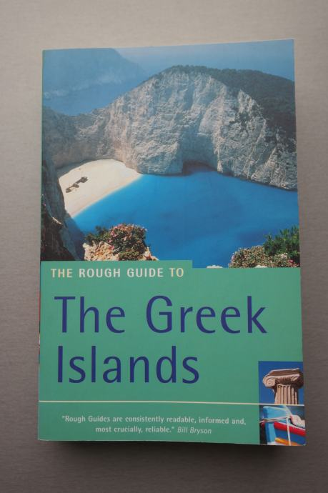 The Rough Guides to The Greek Islands - knjiga