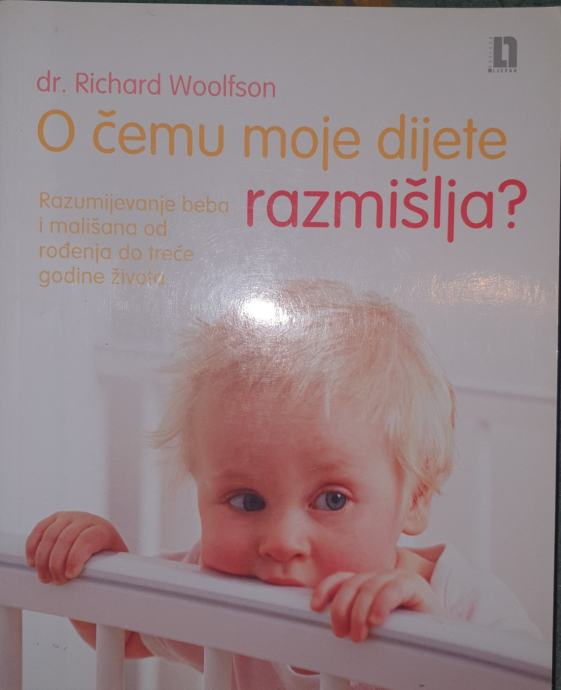 dr. Richard Woolfson: O čemu moje dijete razmišlja?