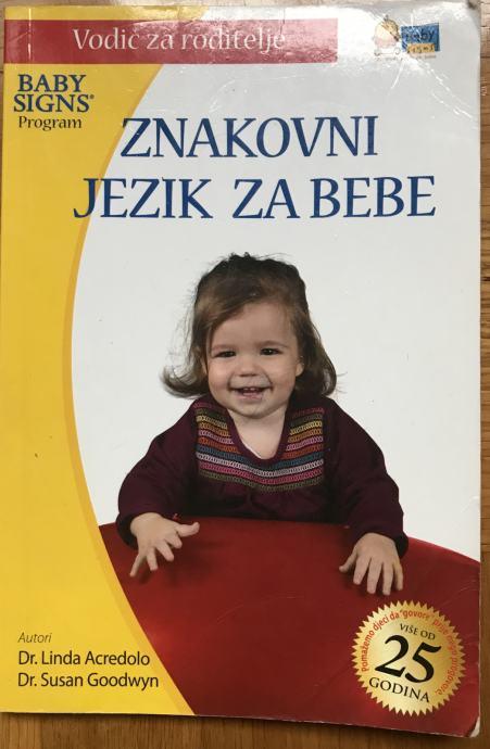 Znakovni jezk za bebe