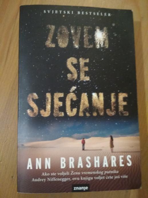 Ann Brashares – Zovem se sjećanje