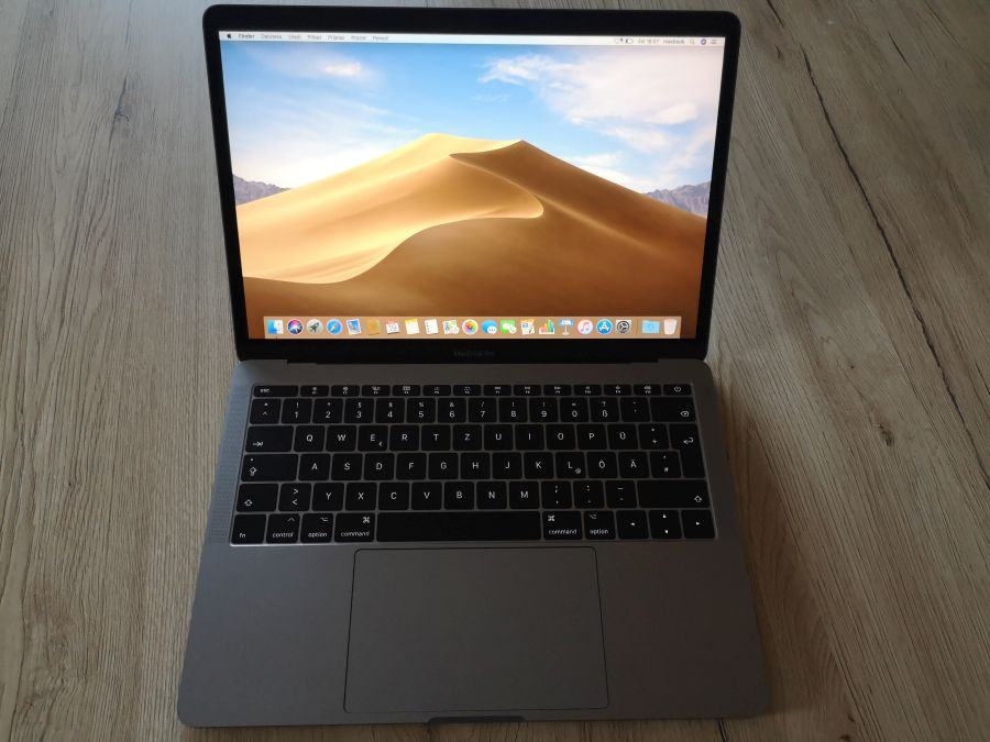 Apple MacBook Pro Core i5 2.3 13 Mid-2017