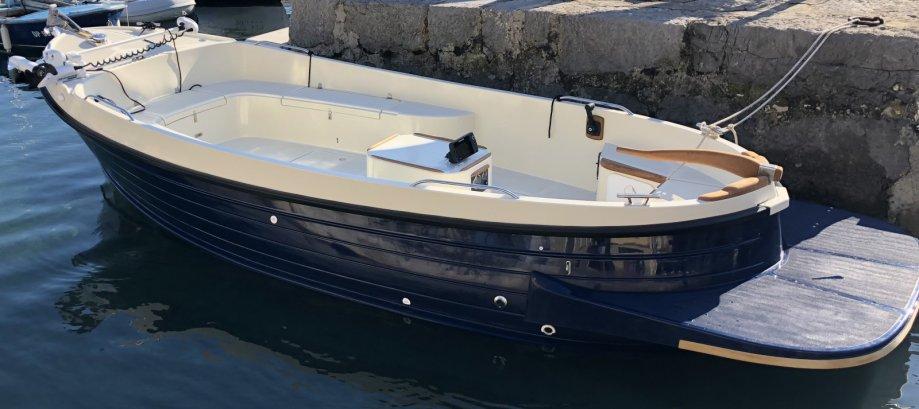 Solmar 600 Open ISPORUKA ODMAH brod barka plovila