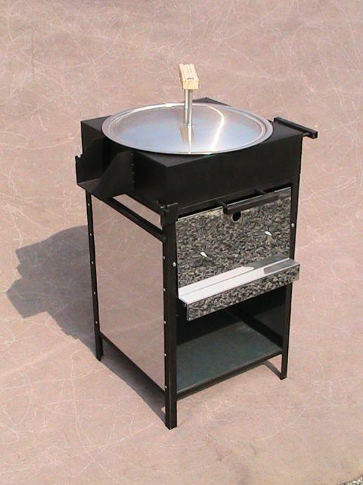 aparat za pečenje kestena