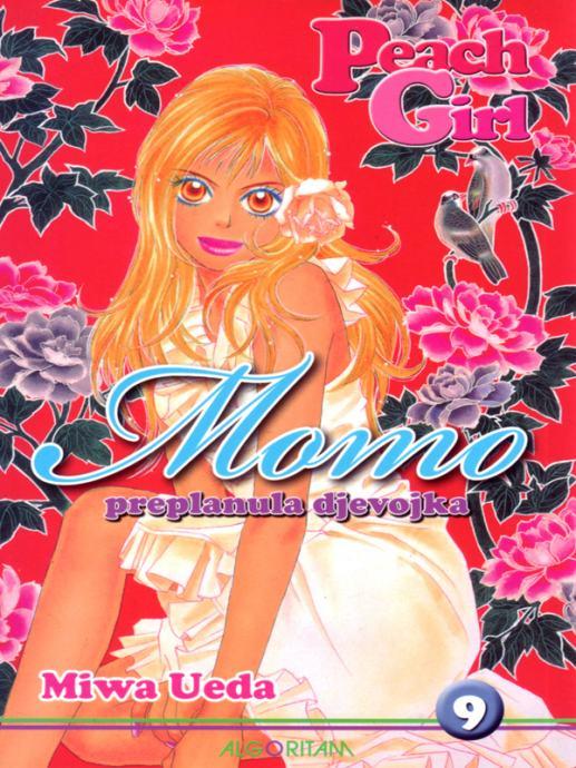 Miwa Ueda: MOMO – PREPLANULA DJEVOJKA 9