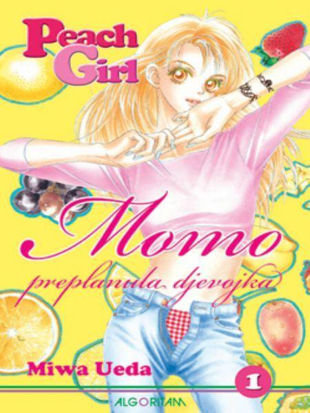 PEACH GIRL, MOMO – PREPLANULA DJEVOJKA 1
