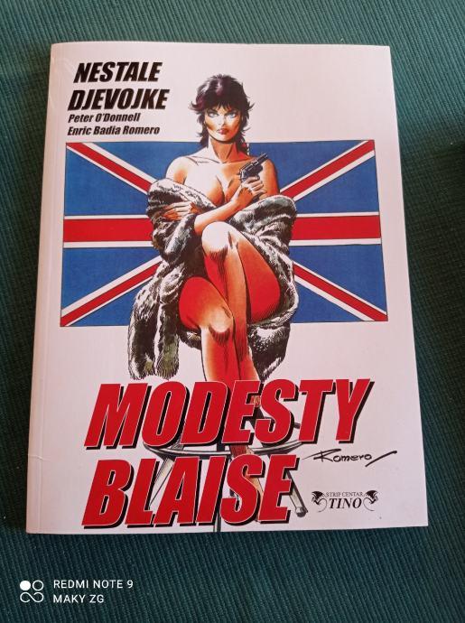 Strip MODESTY BLAISE