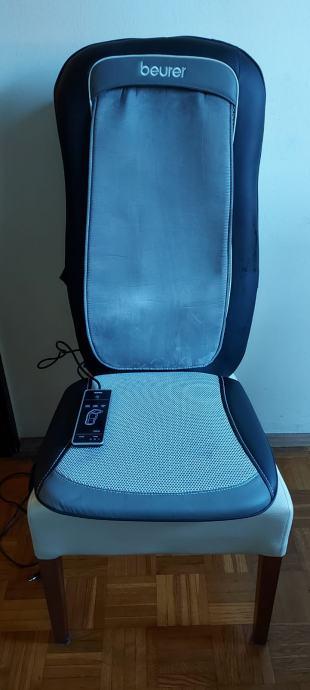 Shiatsu masažer za stolicu Beurer MG 200 HITNO