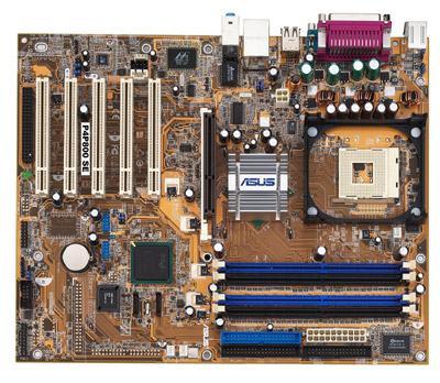 Asus P4P800 SE Intel Pentium 4 matična ploča Socket 478 SATA P4 800MHz
