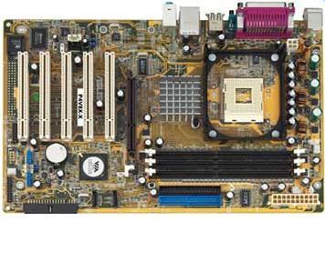 Asus P4V8X-X Socket 478 800MHz FSB DDR 400MHz AGP SATA Intel