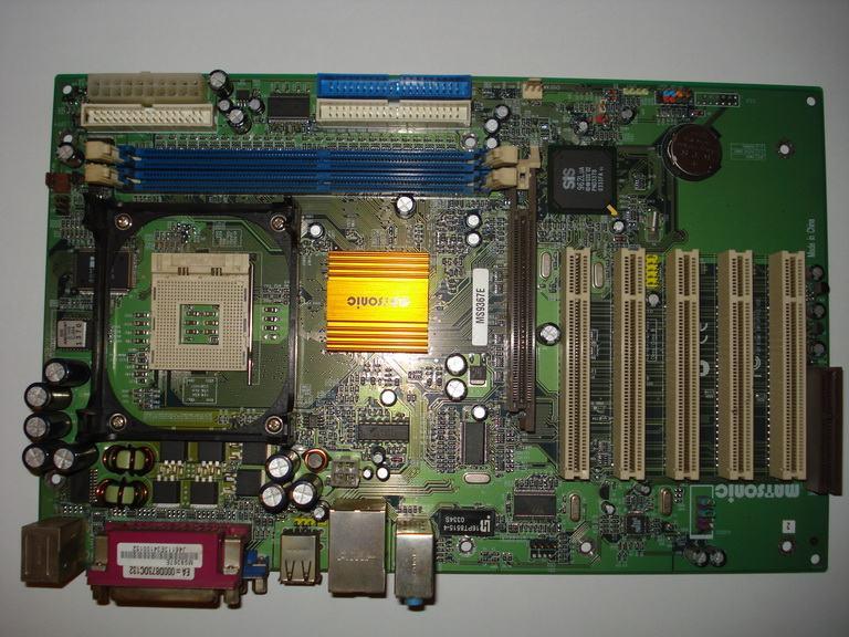 DRIVERS: MATSONIC MS9367E VGA