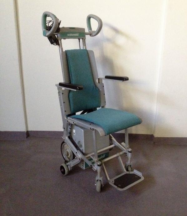 Scalamobil sa sjedalicom - Medipom Pomagala