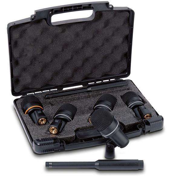 LD Systems D1017 SET - 7-dijelni set mikrofona za bubanj