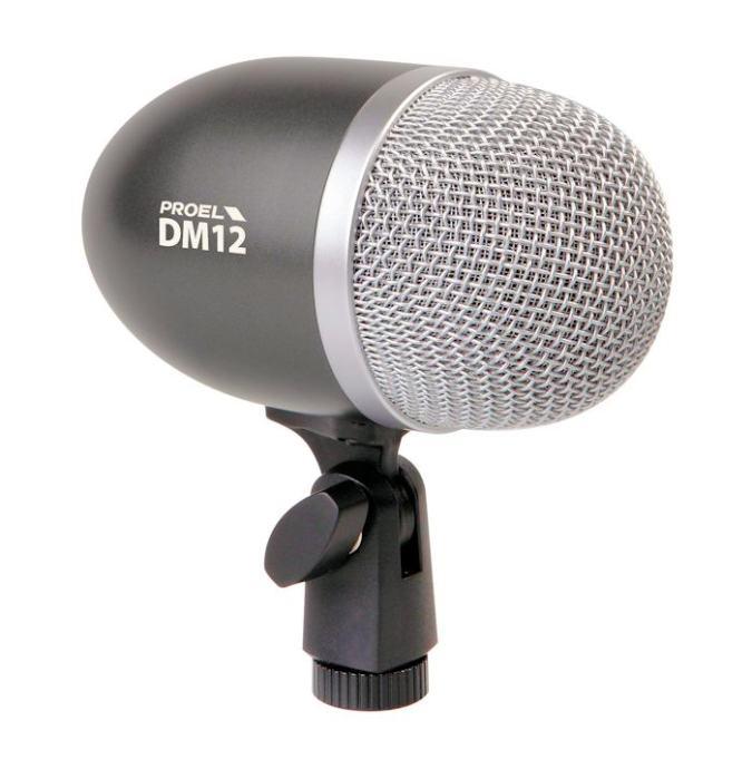PROEL DM12 bubnjarski mikrofon za kick