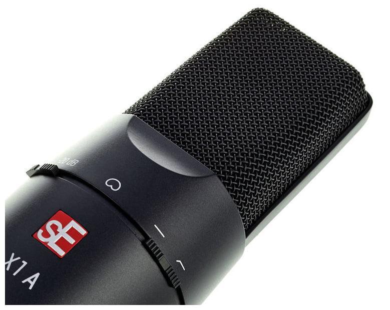 sE electronics X1-A studijski kondenzatorski mikrofon