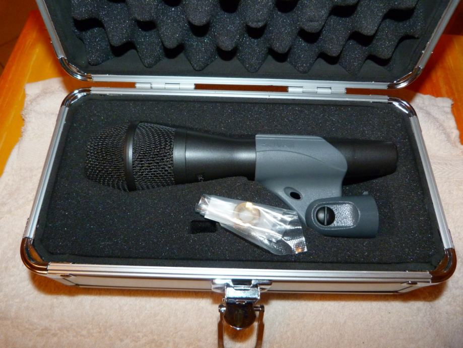 Shure KSM9/CG Charcoal Black Finish