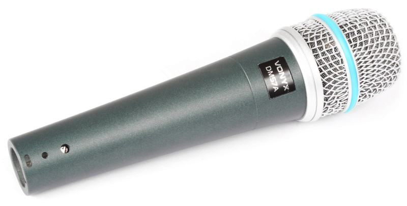 Tronios Vonyx DM57A dinamički vokalni mikrofon s kablom