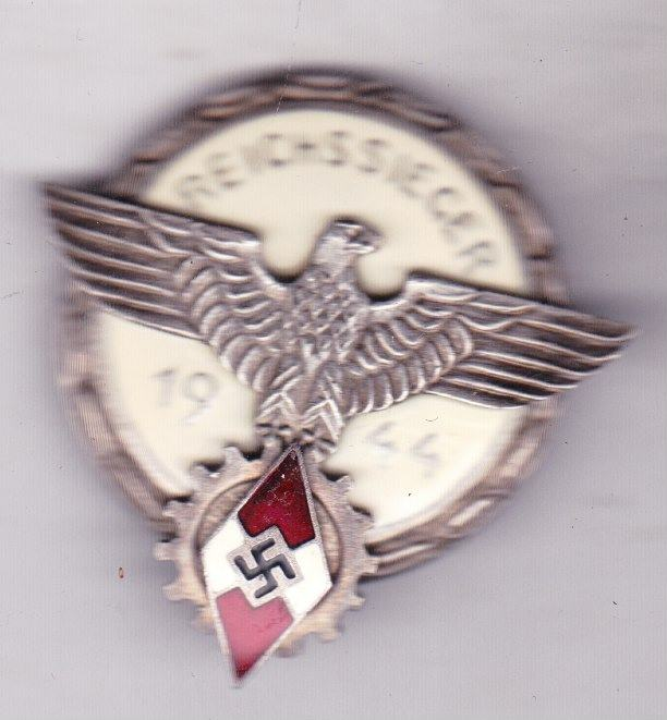 Reich orden 03 Reichssiger 1944