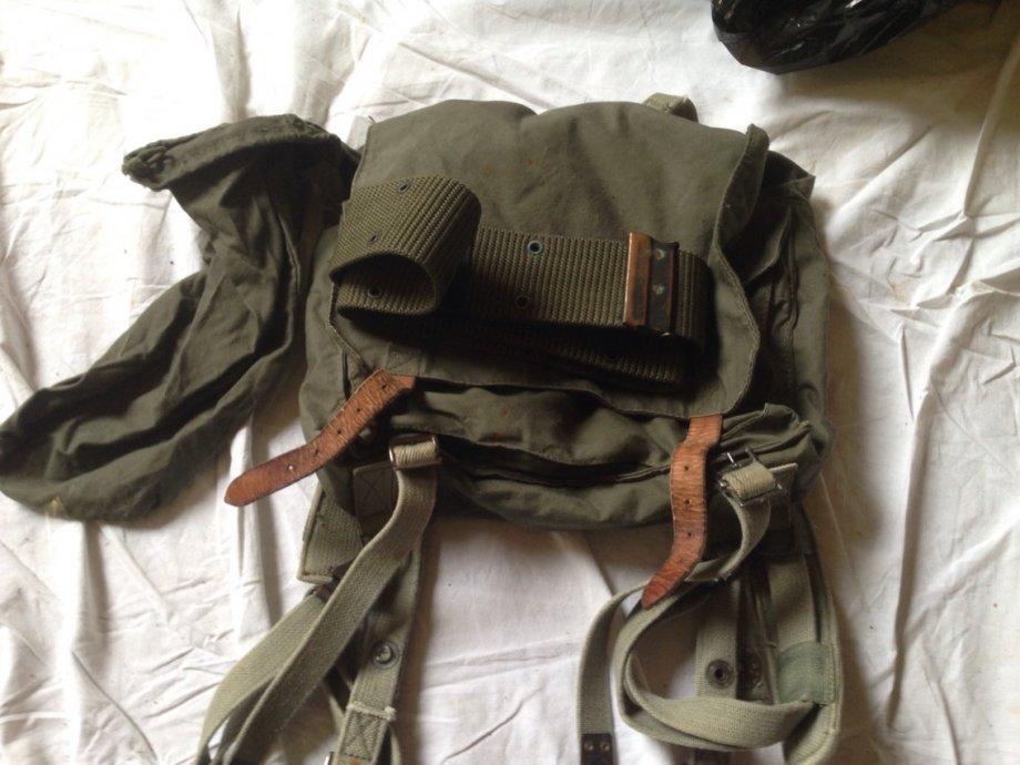 Vojni ruksak - novi