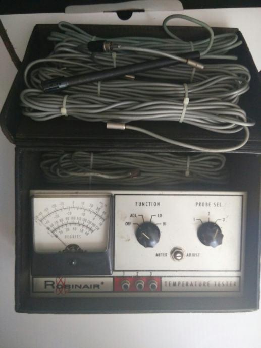 Instrument za mjerenje temperature