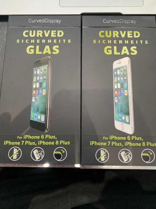 Artwizz zaštitna folija/staklo za iPhone 6+, iPhone 7+, iPhone 8+