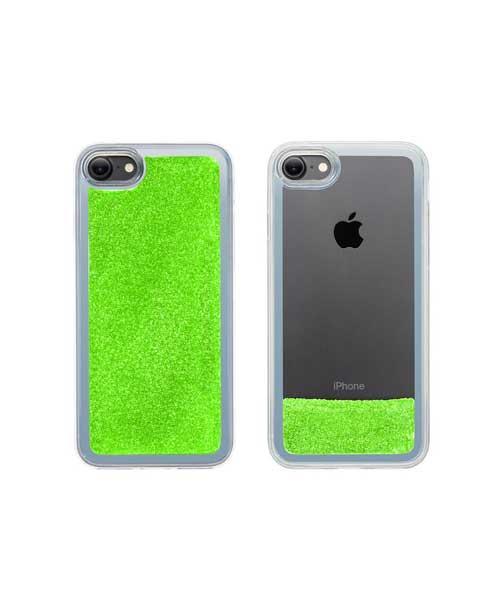 Iphone 7 LUMINOS zelena liquid svjetleća maska