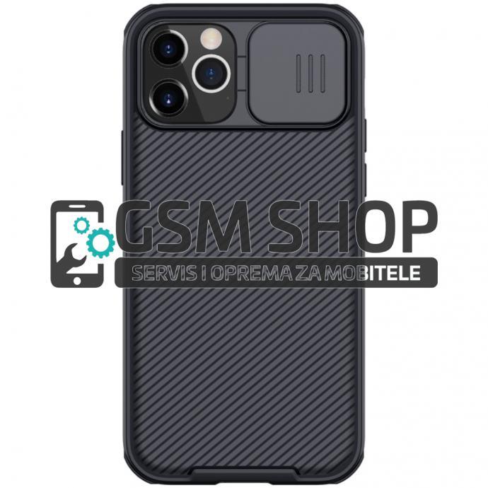 NILLKIN CamShield silikonska zaštitna maskica Apple iPhone 12/12 Pro