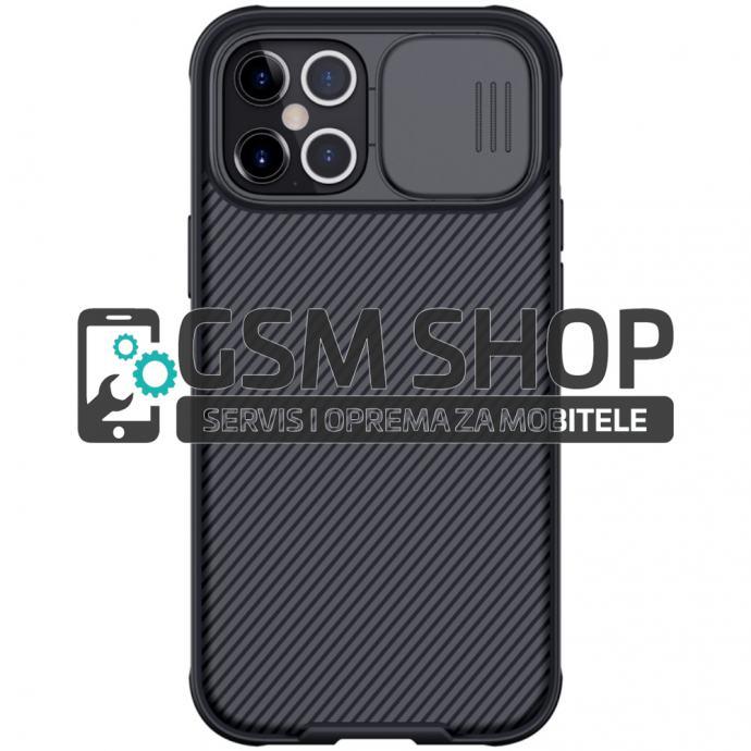 NILLKIN CamShield silikonska zaštitna maskica Apple iPhone 12 Pro Max