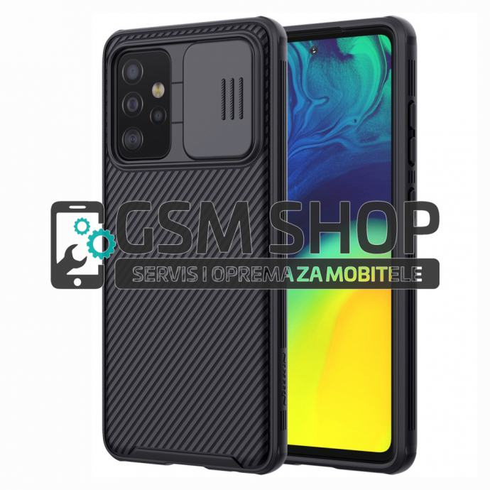 NILLKIN CamShield silikonska zaštitna maskica Samsung Galaxy A52 5G
