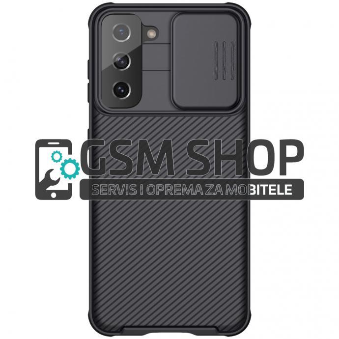 NILLKIN CamShield silikonska zaštitna maskica Samsung Galaxy S21