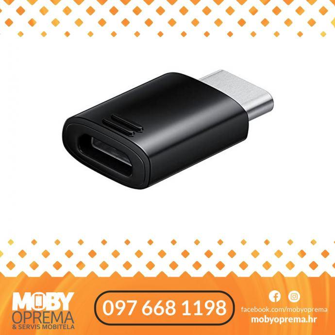 Original Samsung adapter Micro na USB-C
