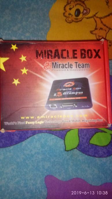 Miracle Box Miracle Key Dongle + packovi