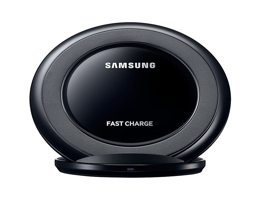 Original Samsung brzi bežični punjač stalak s ventilatorom S6 S7 S8 S9