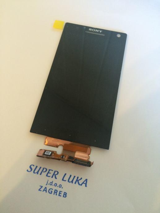 sony xperia s lt26i lcd ekran touch screen + okvir