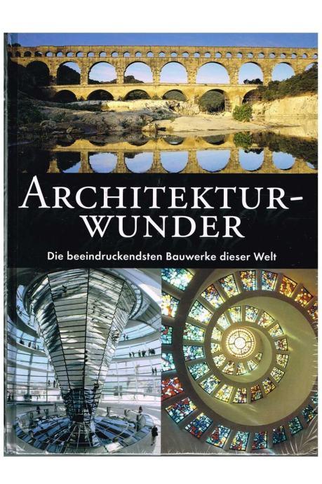 Architektur- Wunder Sniženo 50%