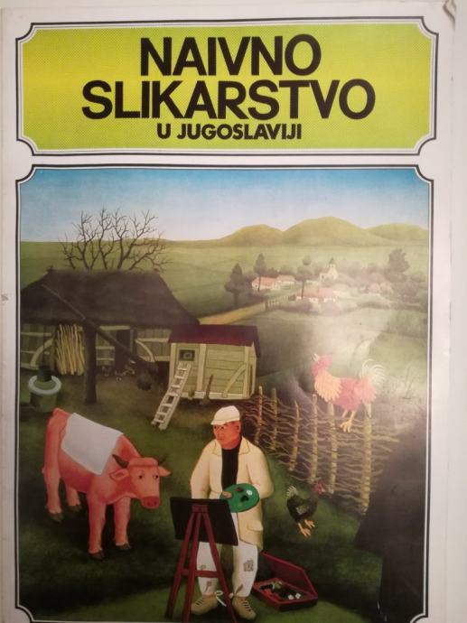 Naivno slikarstvo u Jugoslaviji