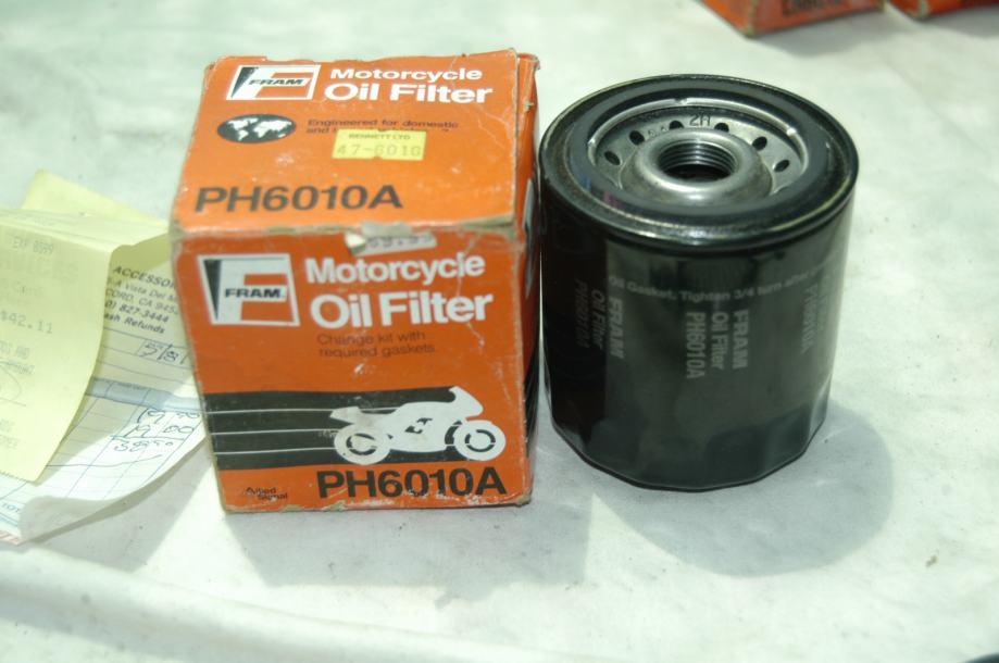 Filter ulja FRAM za Kawasaki, Honda itd