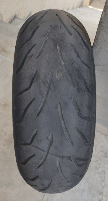 160/60/15 Bridgestone battlax scr