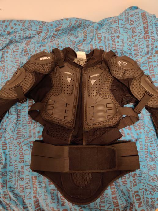 Fox TITAN motocross jakna