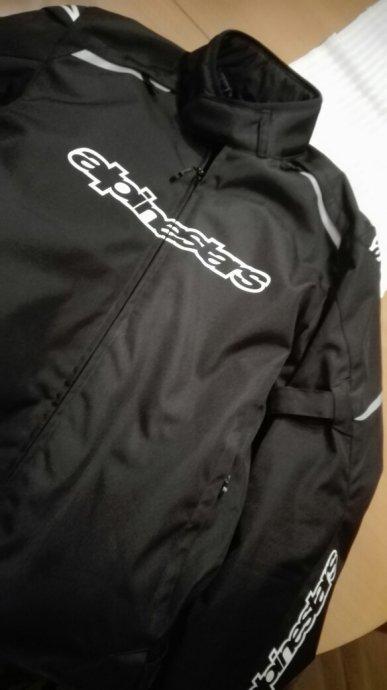 Moto jakna alpinestars xl vel