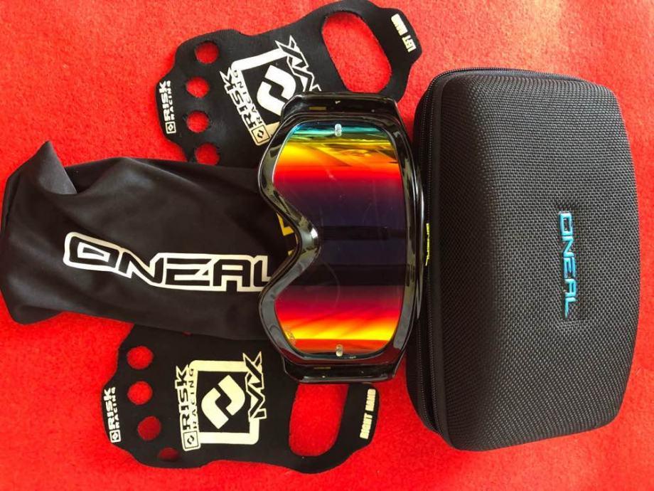 Naočale Moto Cross Enduro O'Neal