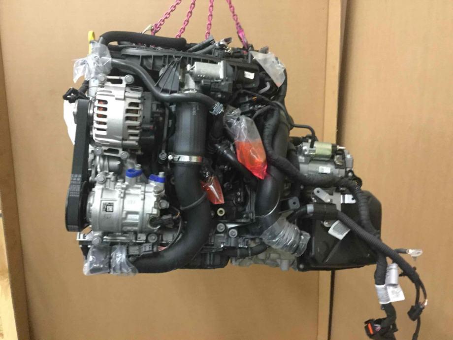 AUDI A3/S3 8V 2,0 TFSI quattro Motor CJX i Automatska Getriba RGE