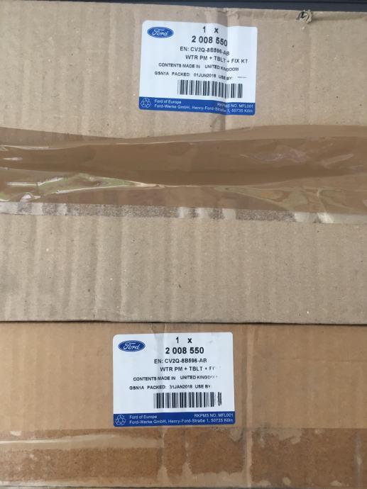 Ford set zupčasti remen sa pumpom za 1.5 tdci